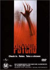 Psycho (1998) on DVD