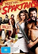 Meet The Spartans on DVD
