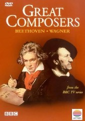 Great Composers V2 - Beethoven & Wagner on DVD