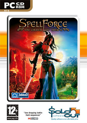 Spellforce: The Order of Dawn for PC Games