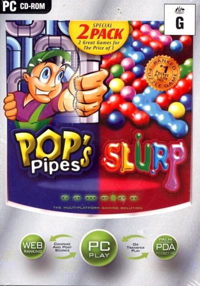 Pop's Pipes & Slurp for PC Games