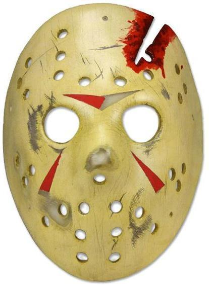 Friday the 13th Part 4 Final Chapter Jason Mask Replica