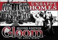 Gloom: Unhappy Homes (2nd Edition) image