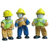 Le Toy Van: Budkins - Construction Workers Gift Pack