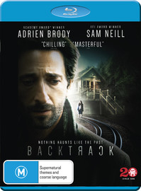 Backtrack on Blu-ray