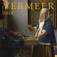 Vermeer 2018 Wall Calendar by Universe Publishing