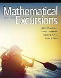 Mathematical Excursions by Joanne Lockwood