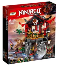 LEGO Ninjago: Temple of Resurrection (70643)