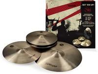 Stagg SH Cymbal Set H14-C16-R20-Bag-Sticks