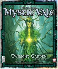 Mystic Vale: Twilight Garden - Expansion Set