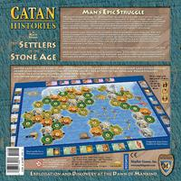 Settlers of Catan: Settlers of the Stone Age image