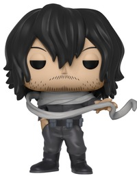 My Hero Academia - Shota Aizawa Pop! Vinyl Figure