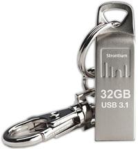 Strontium 32GB Ammo Metallic USB 3.1 Drive