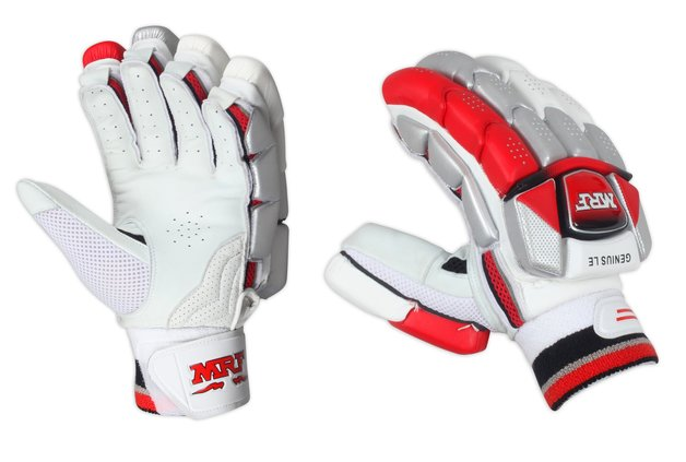 MRF Mens Genius LE Batting Gloves (LH)