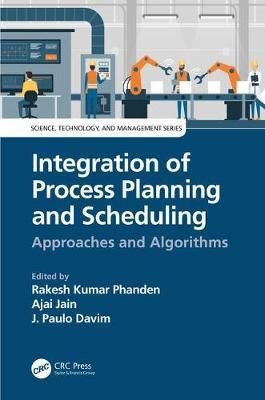 Integration of Process Planning and Scheduling image