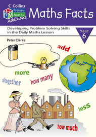Maths Facts: Y6 by Peter Clarke image