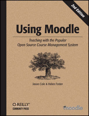 Using Moodle by Jason Cole image