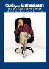 Curb Your Enthusiasm - Complete Season 2 (2 Disc Set) on DVD