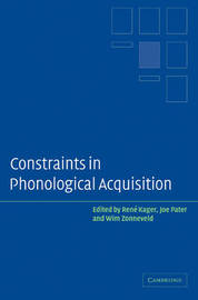 Constraints in Phonological Acquisition image