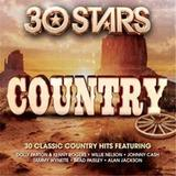 30 Stars: Country by Various