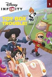 Toy Box Trouble! (Disney Infinity) by Amy Weingartner image
