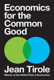 Economics for the Common Good by Jean Tirole image