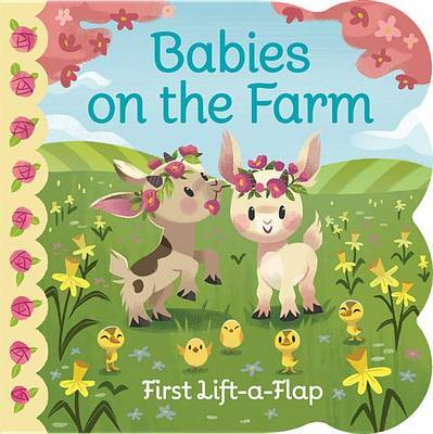 Babies on the Farm | Ginger Swift Book | In-Stock - Buy Now