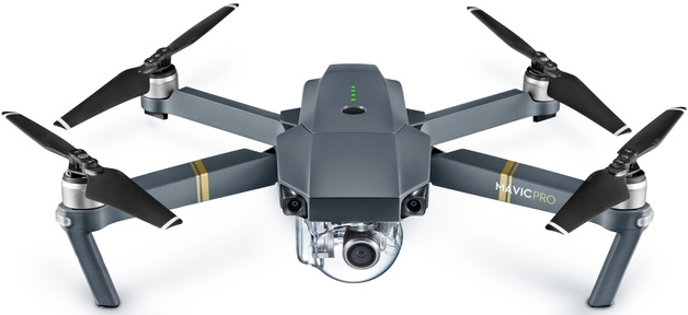 DJI Mavic Pro Quadcopter Fly More Combo