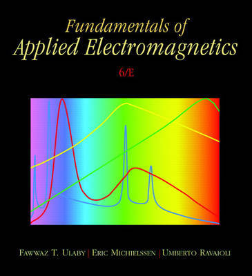 Fundamentals of Applied Electromagnetics by Fawwaz T. Ulaby image