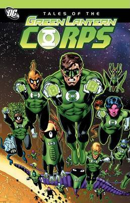 Tales of the Green Lantern Corps Vol. 2: Various by Various ~ image
