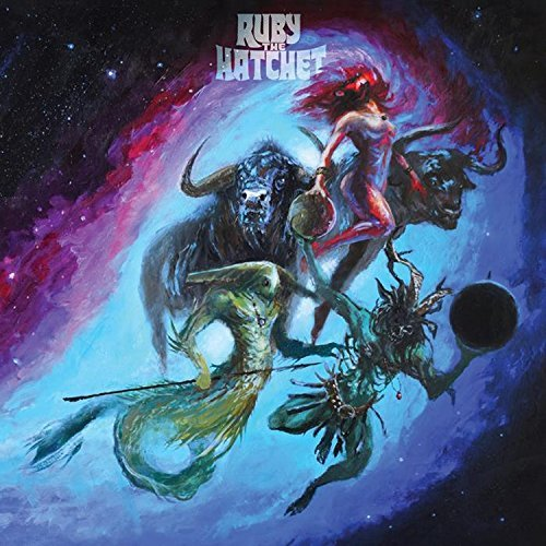 Planetary Space Child (LP) by Ruby The Hatchet image