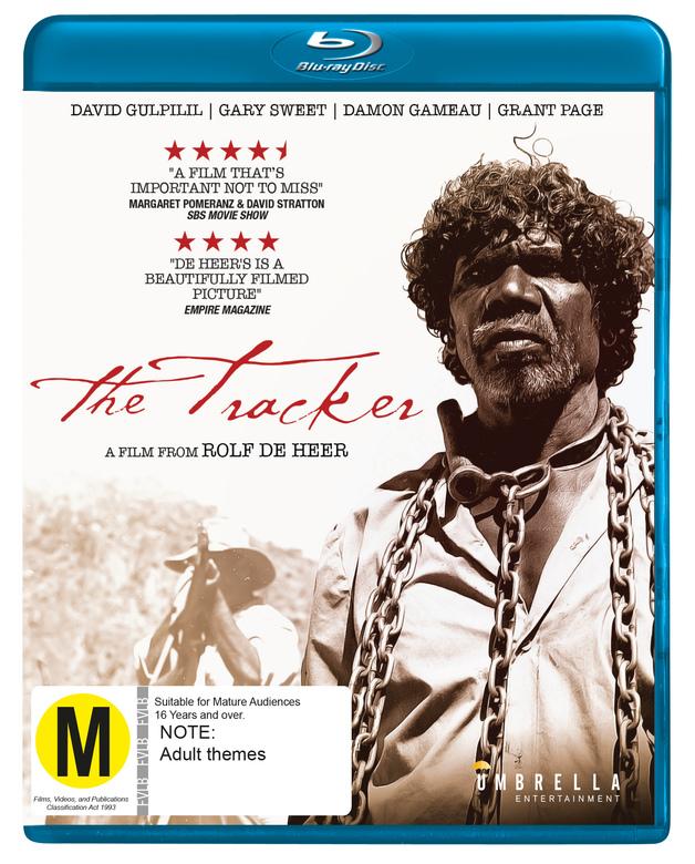 The Tracker on Blu-ray