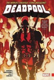 Deadpool: World's Greatest Vol. 5 by Marvel Comics