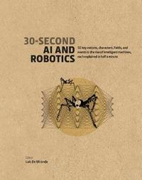 30-Second AI & Robotics by Luis De Miranda