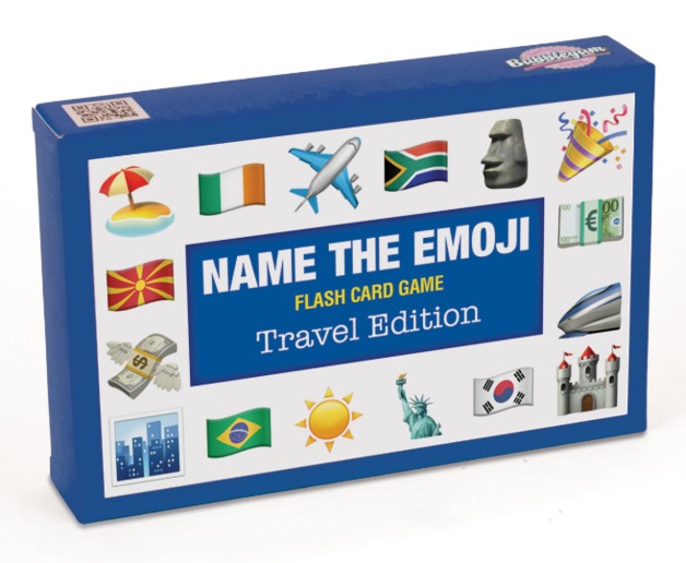 Name the Emoji: Travel Edition