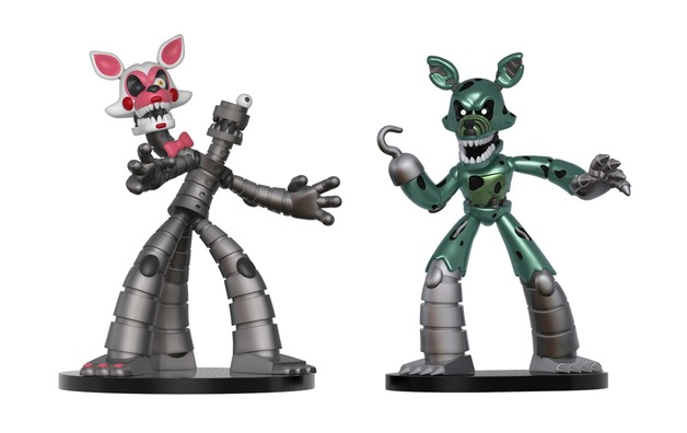 Five Nights at Freddy's: Sister Location - HeroWorld Figures #1 (2-Pack)