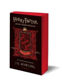 Harry Potter and the Chamber of Secrets - Gryffindor Edition by J.K. Rowling