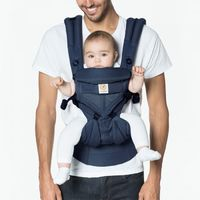 Ergobaby Omni 360 Cool Air Mesh Carrier - Midnight Blue image