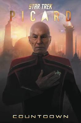 Star Trek: Picard: Countdown by Kirsten Beyer