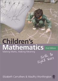 Children's Mathematics by Elizabeth Carruthers