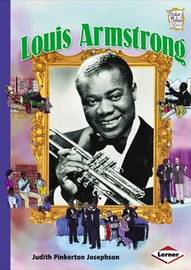 Louis Armstrong by Judith Pinkerton Josephson