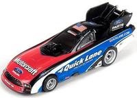 Auto World 4Gear Bob Tasca Mustang Funny Car Quick Lane Slot Car