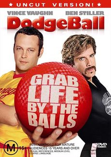 Dodgeball on DVD image