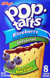 Kellogg's Pop Tarts - Blueberry