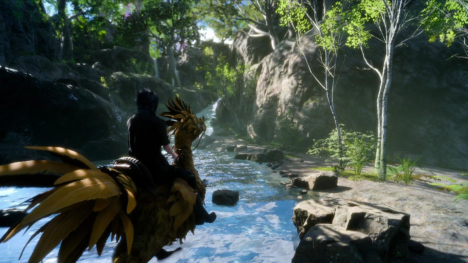Final Fantasy XV for PS4 image