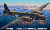 Revell 1:72 Vickers Wellington Mk.II Plastic Model Kit