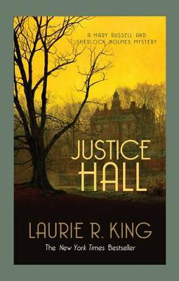Justice Hall by Laurie R King image