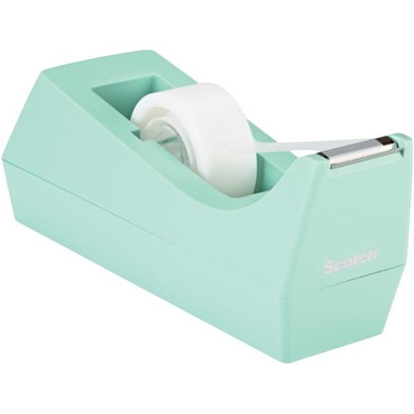 Scotch C38 Tape Dispenser - Mint