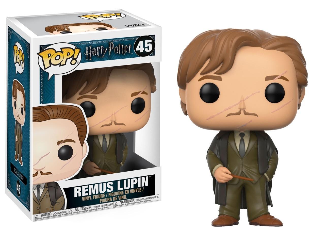 Harry Potter - Remus Lupin Pop! Vinyl Figure image