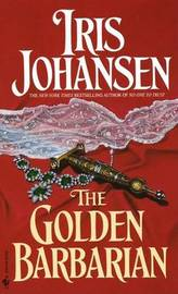 Golden Barbarian by Iris Johansen image